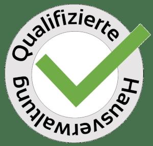 Siegel Qualifizierte Hausverwaltung der HAVAU Hausverwaltung in München und Augsburg