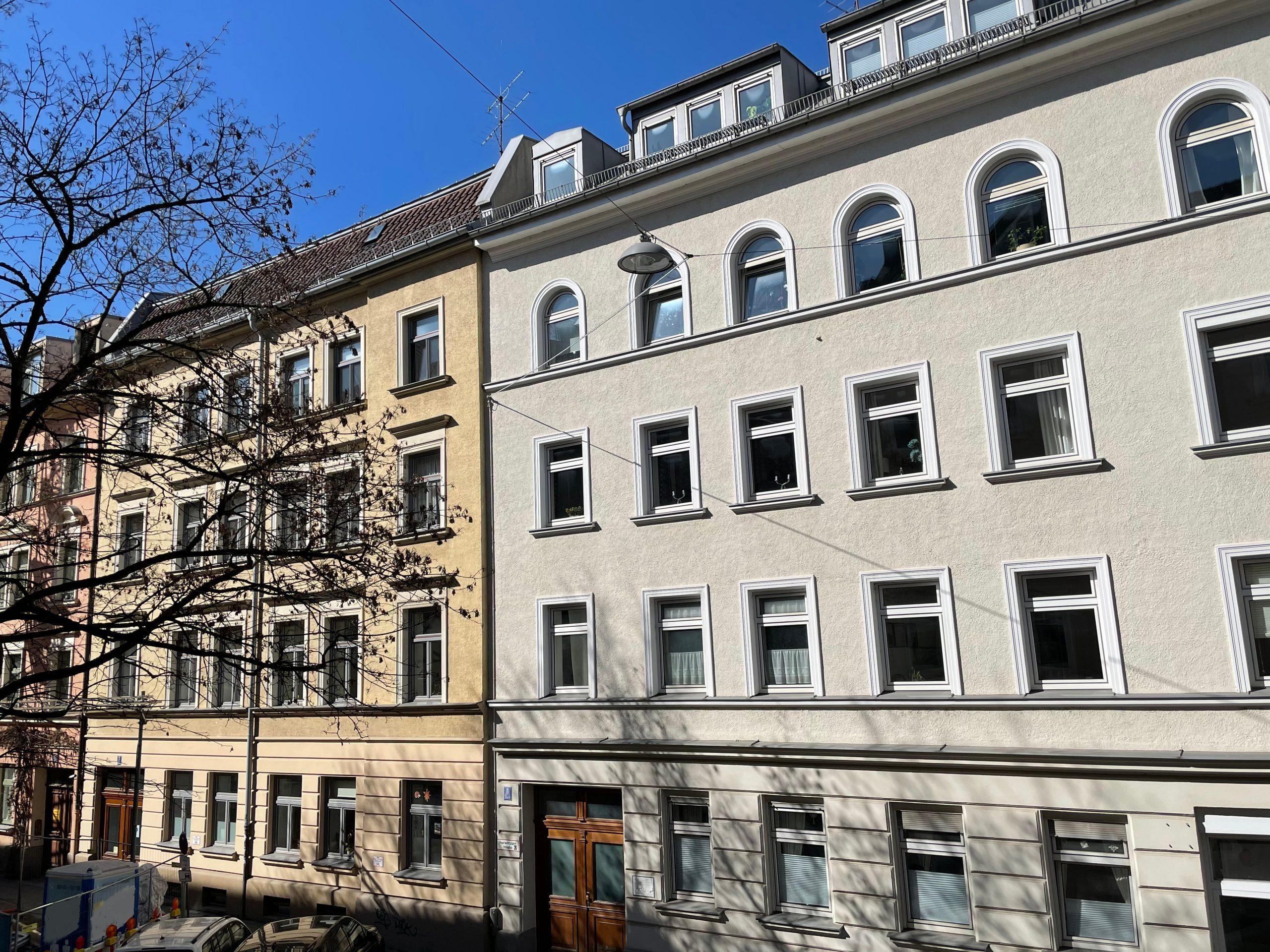 Hausverwaltung Altbau München Haidhausen