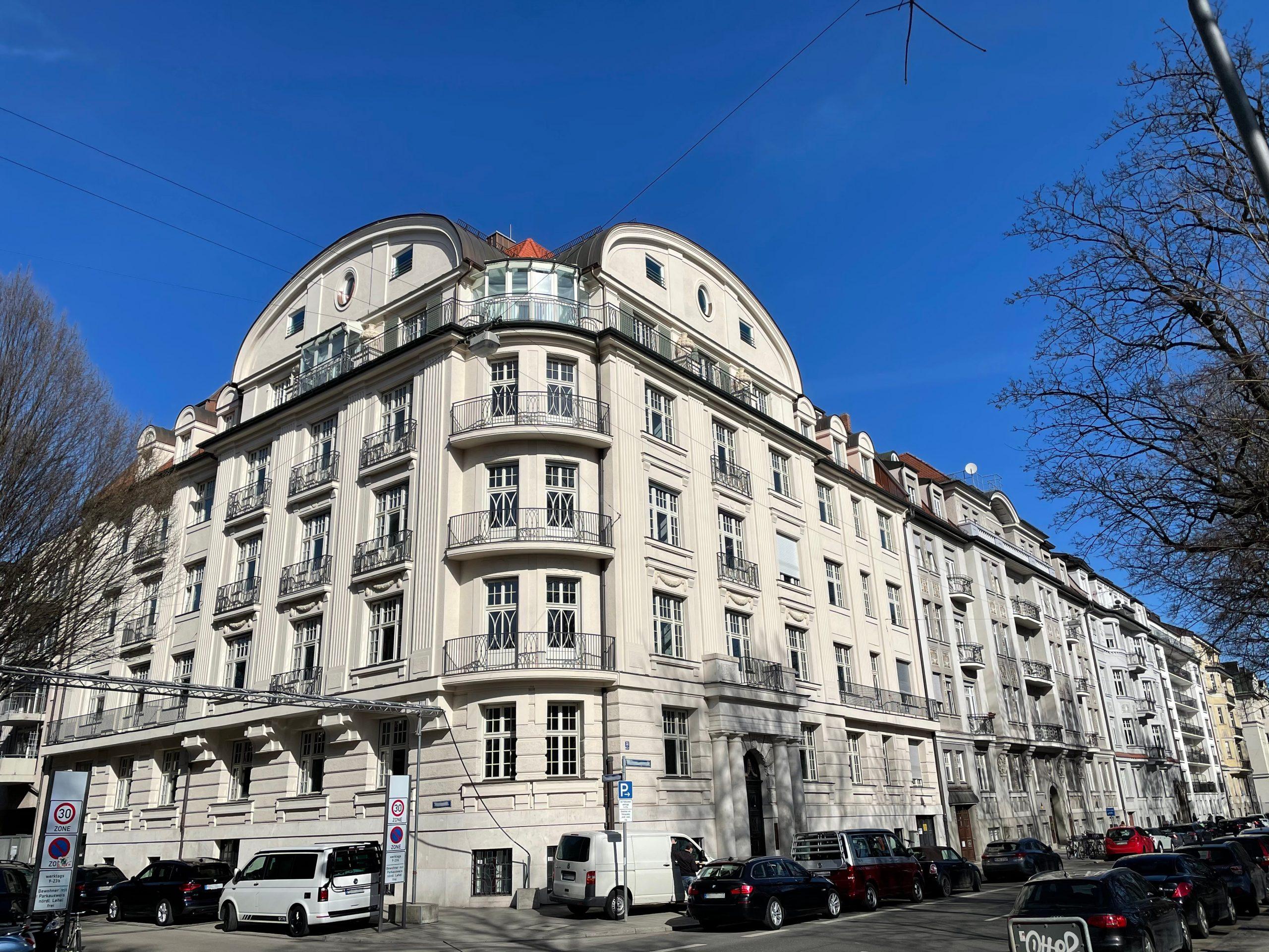 Hausverwaltung Altbau München Lehel