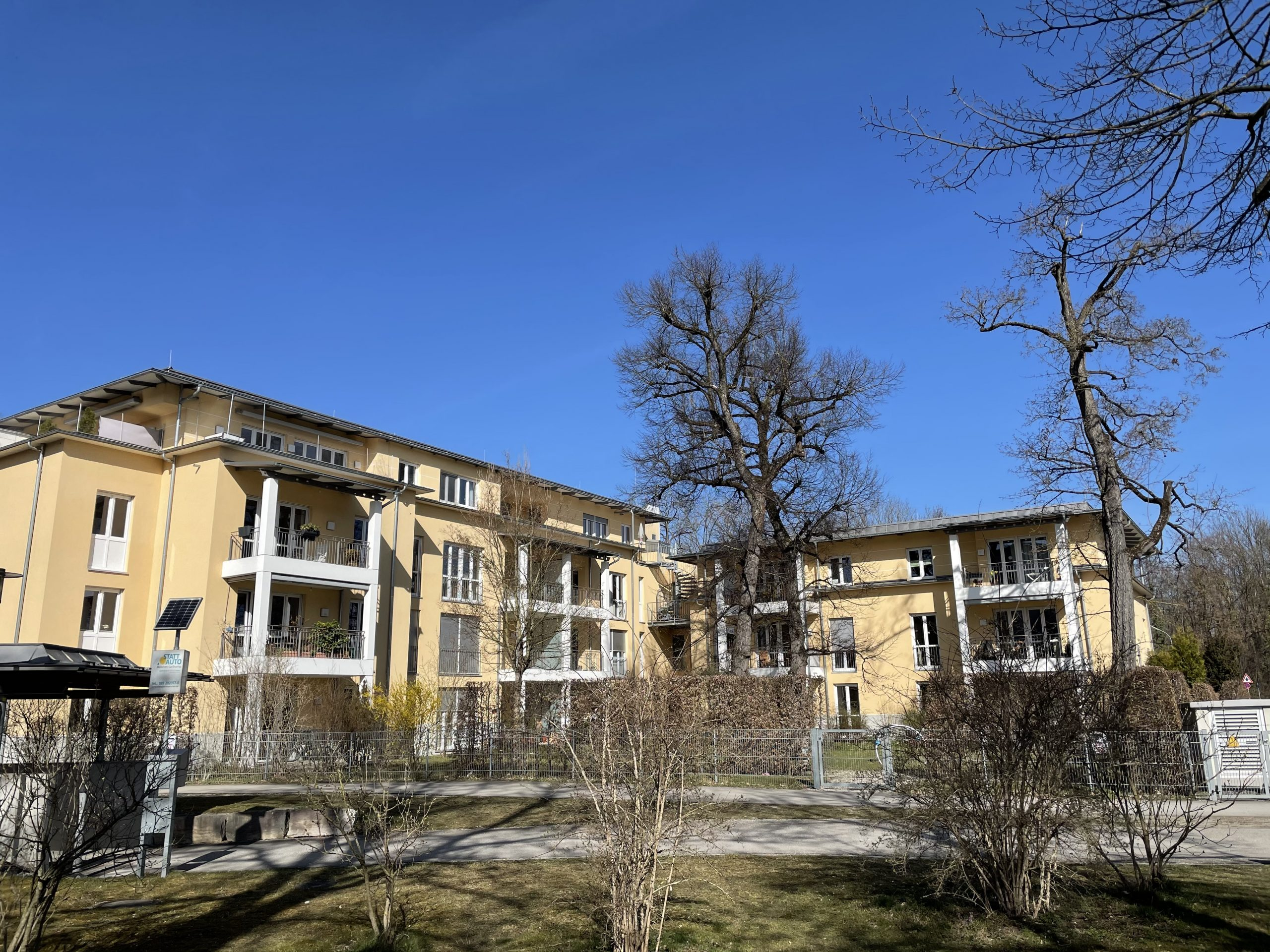 Hausverwaltung Neubau München