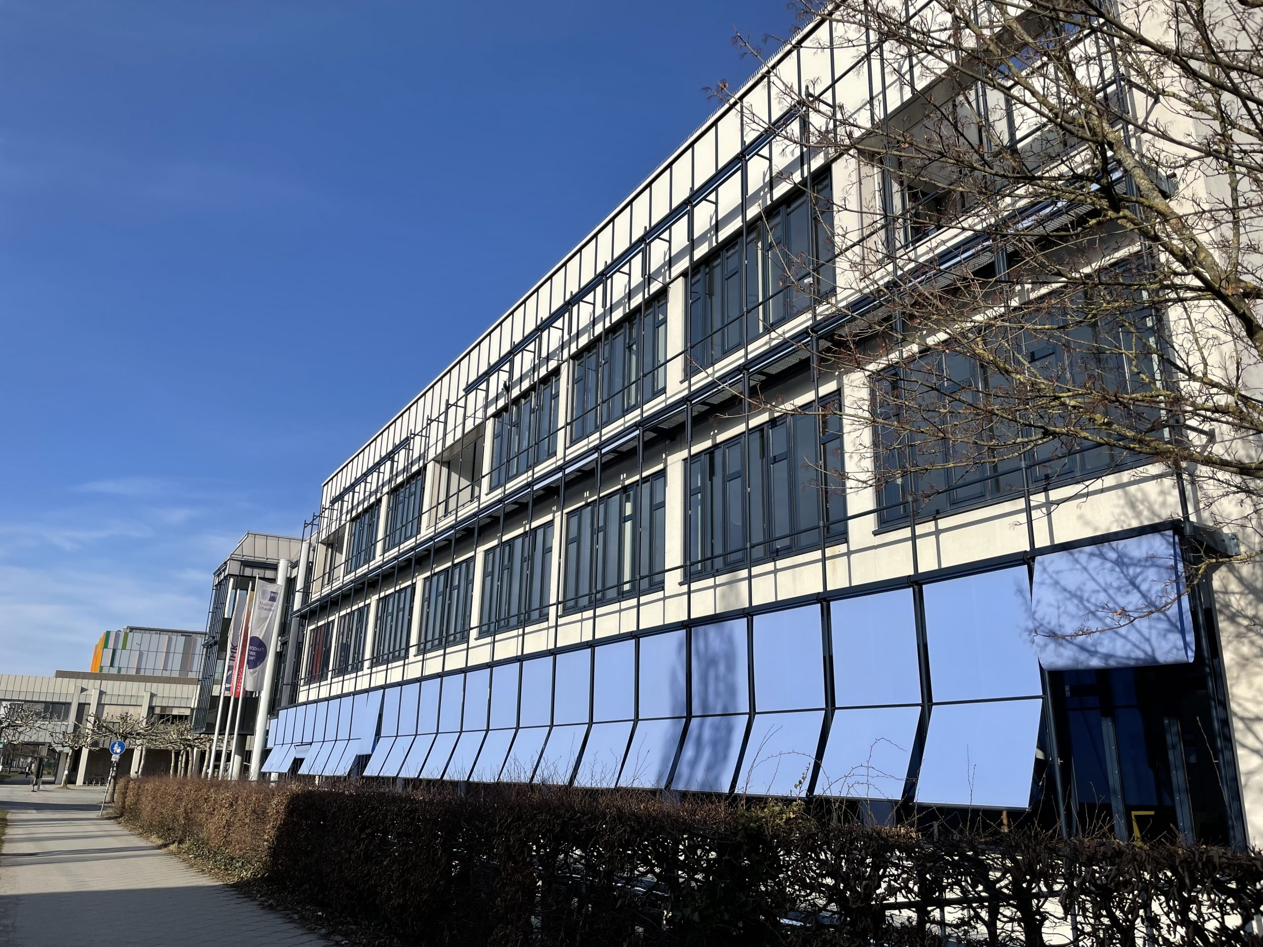 Büro der HAVAU Hausverwaltung in Augsburg